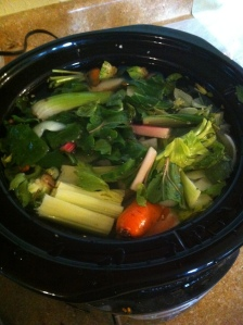 veggie broth recipe